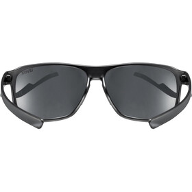 UVEX lgl 33 pola Glasses black mat